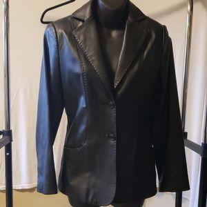 Authentic Leather Jacket (Gorgeous!)